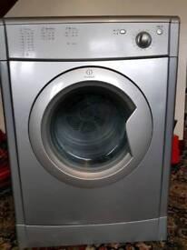 7kg Indesit vented tumble dryer