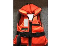 Martek child's lifejacket for sale