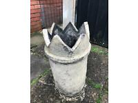 King/Crown Chimney Pots