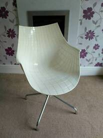 Set of 4 Habitat dining chairs