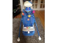 Fisher - Price Ocean Wonders Aquarium Cradle Swing