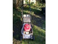 "Honda izy 18"" self propelled petrol lawnmower"