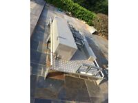 Land Rover 110 roof rack