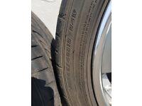 "Enkei 19"" alloy wheels toyota lexus nissan 5x114.3"
