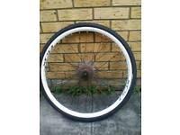 Carerra back wheel