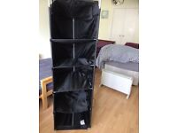 Fabric Storage Cupboard Or Shelving Unit