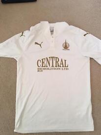 Falkirk away shirt