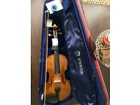 Stentor Student II Violin Outfit 4/4 - superb condition VIOLIN