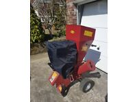 Titan Pro 15HP Wood Chipper Shredder Garden Mulcher