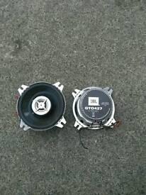 """Jbl 4"""" speakers"""