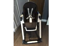 Mamas and Papas High Chair from newborn