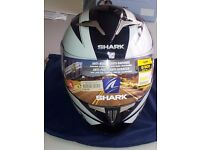 Brand New Shark Enigma Motorcycle Helmet