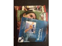 Nursing books cambridge,oxford and ncfe job lot over 20 books to study
