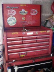Snap on tool box 1988 ish
