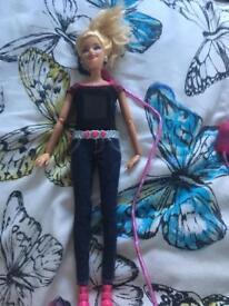 Barbie camera doll