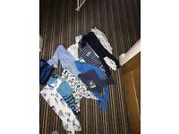 6-9 month boy clothes large bundle