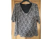 Size 24 womens top