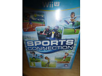 SPORTS CONNECTION FOR WII U