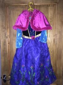 Disney Frozen Elsa & Anna costumes World book day
