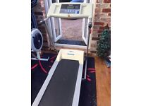 REEBOK RUNNING MACHINE (GYM EQUIPMENT/MACHINE)