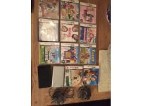 2x nintendo DS Lite with 11 games and chargers.