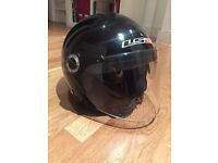 Black Helmet LS2 for sale