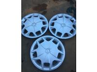 Ford transit wheel caps