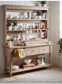 Croft Esdale Oak Dresser: John Lewis