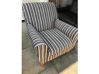Next Velvet Armchair