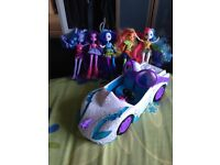My little pony various items