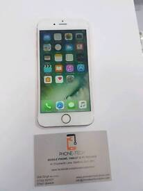 Apple iPhone 6s Rose Gold on EE VIRGIN BT NETWORKS