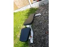 Weight bench (heavy duty )