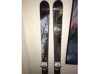 Armada El Rey Skis with Marker Griffon Bindings