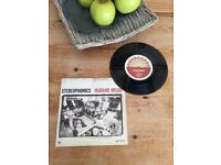 Stereophonic Vinyl 45 Glasgow or Largs