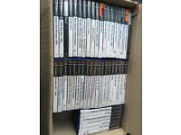 Ps2 with 70 + games