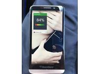 Blackberry Z30 (on Vodaphone )