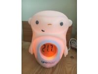 Gro-Egg Room Thermometer with Monkey add on
