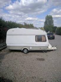 Cotswold Couch Craft Caravan (Rare)