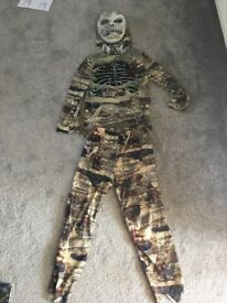 Boys zombie dressing up costume