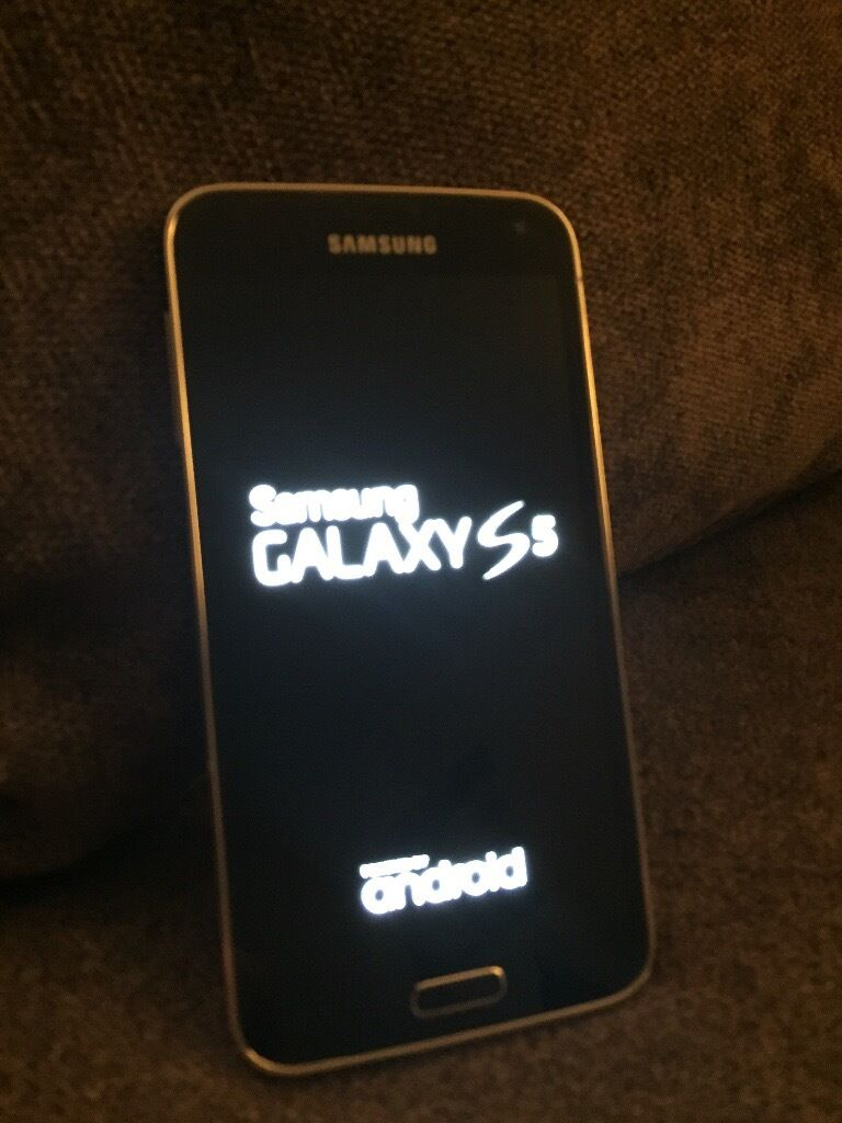 Galaxy S5 Black Mobile Android Phone Excellent Condition includes Chargerin Daventry, NorthamptonshireGumtree - Galaxy S5 Black Mobile Phone Excellent Condition Company phone Prompts Sale. Phone includes white mobike charger buyer to collect from Daventry Area. Cash Sale only please