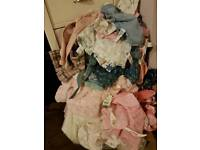 Girls 3-6 & 6-9 month clothes all NEXT