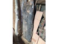 Reclaimed oak beam wood timber wooden