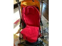 Bugaboo Bee Pushchair (bundle sale with accessories)