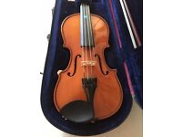 Stentor Student II Violin Outfit 1/8