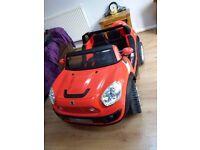 12v mini beachcomber ride-on car
