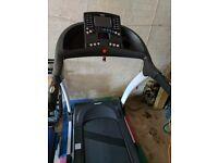 Reebok ZR10 treadmill 2 years old BROKEN. Spares or repair