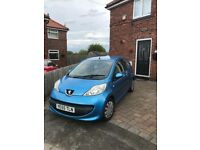 Peugeot 107 2005 for sale 18th june