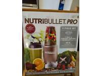 Nutribullett pro 900 9piece