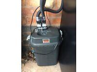 Fluval 305 external filter for marine tropical cold water fish tank aquarium