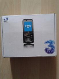 ZTE F102 mobile phone